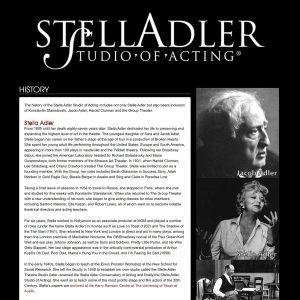 stelladler-reference